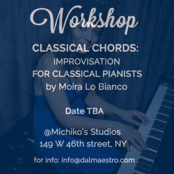 Classical Chords Workshop